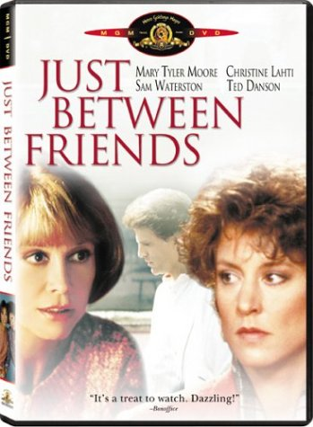 Just Between Friends Region 1 DVD